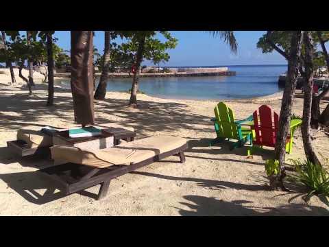 JUST BACK - From GoldenEye Resort, Jamaica. HeidifullerlovesHotHotels.com