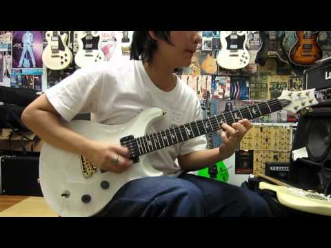 Shredding Guitar Test New Soundcard