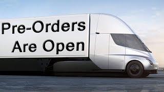Tesla Semi Truck News and $14M Spent on Transport Trucks