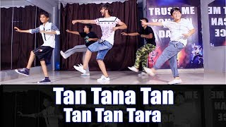 Tan Tan Tara Dance Video | Bollywood | Judwaa | Vicky Patel Choreography #tutorial soon