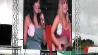 Video Me and My Sister at the IOW Garlic Festival 2010 download MP3, 3GP, MP4, WEBM, AVI, FLV Agustus 2018