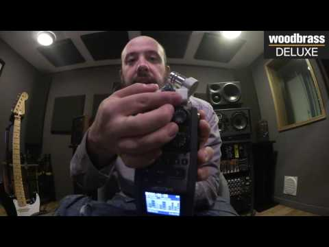 Test Woodbrass Deluxe : le Zoom H6