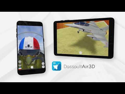 Dassault Aviation au rythme du Bourget - Salon du Bourget 2019 - Dassault Aviation