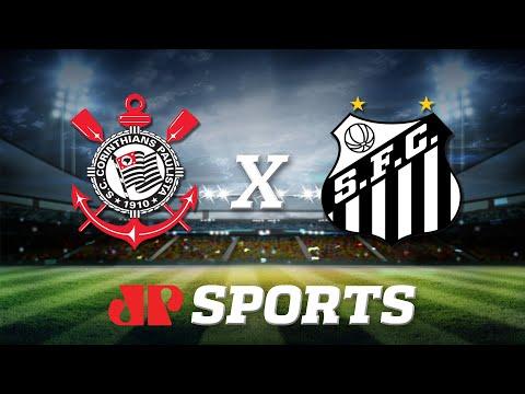 AO VIVO: Corinthians x Santos - 26/10/19 - Brasileirão - Futebol JP