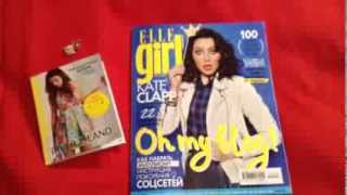 Журнал Elle Girl с Kate Clapp(+МОЕ МНЕНИЕ)(В этом видео рассказываю о журнале Elle GIRL на март 2014г с Kate Klapp Также кому интересно в журнале проводится конку..., 2014-03-01T17:54:44.000Z)