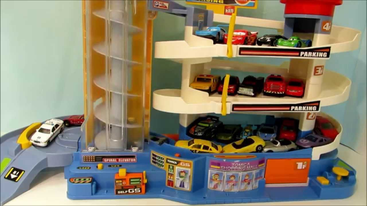 Image result for best toy parking garage