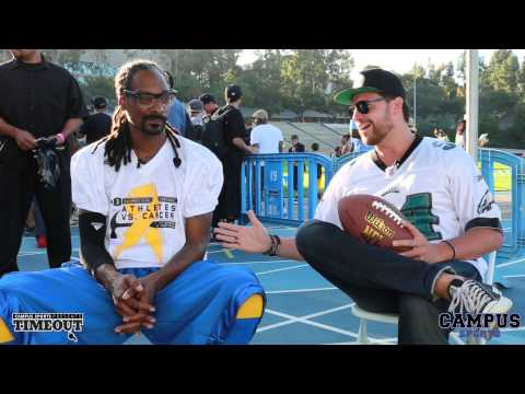 Snoop Dogg Discusses Cordell's Future, Straight Outta Compton And More