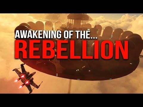 Star Wars - Awakening of the Rebellion S2Ep 2 (Battle of Bespin)