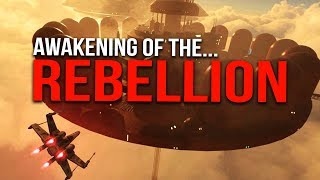 Star Wars - Awakening of the Rebellion S2Ep 2 (Battle of Bespin)