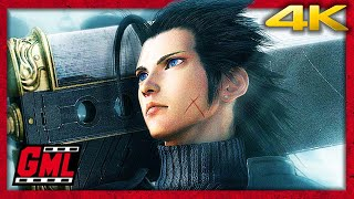 CRISIS CORE FINAL FANTASY 7 fr - FILM JEU COMPLET