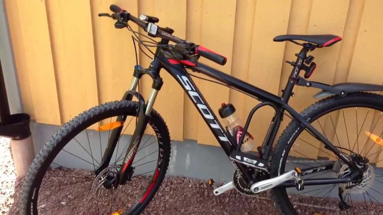 3a10031f725 Scott Scale 970 Mountain Bike - YouTube