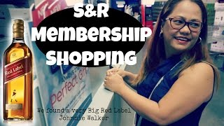 Pinas Vacay 2: S&R Membership Shopping-Imus (Costco of the Philippines)  || Vlog