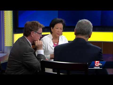 On The Record: Gov. Baker talks RMV service