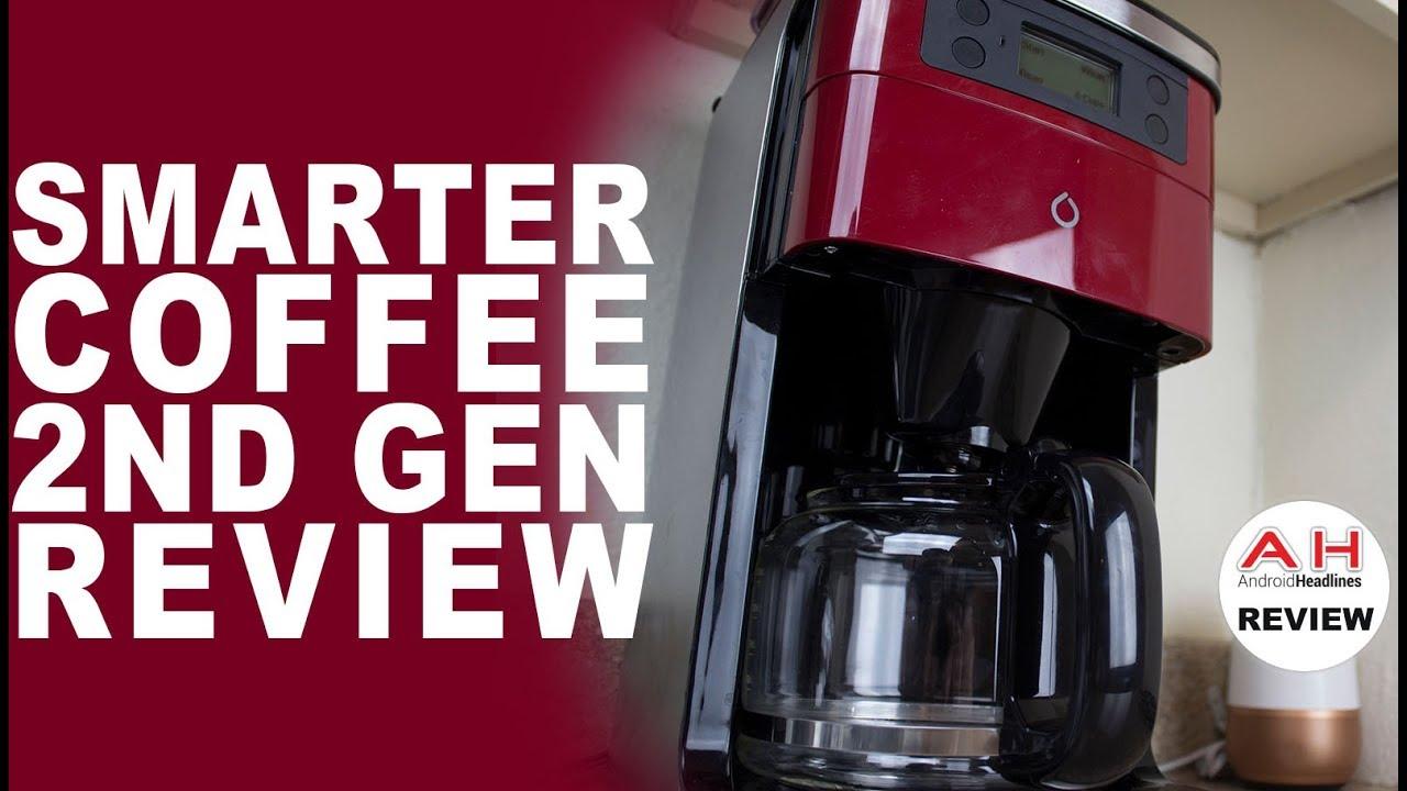 Alexa Coffee Maker