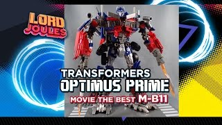 Transformers Movie The Best MB 11 Leader Optimus Prime en español2