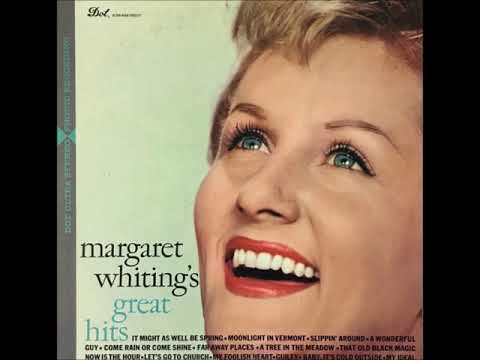 Margaret Whiting And Bill Lee – Baby, It's Cold Outside, 1959
