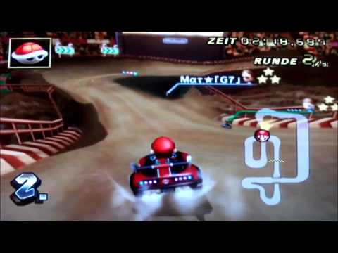 Hacker attake!!!Lets play Mario Kart Wii Online via Wiimmfi Part 8