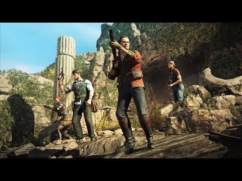 14 Minutes of Strange Brigade Gameplay - E3 2017