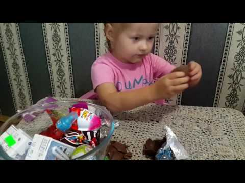 Шоколадные конфеты с жидкой