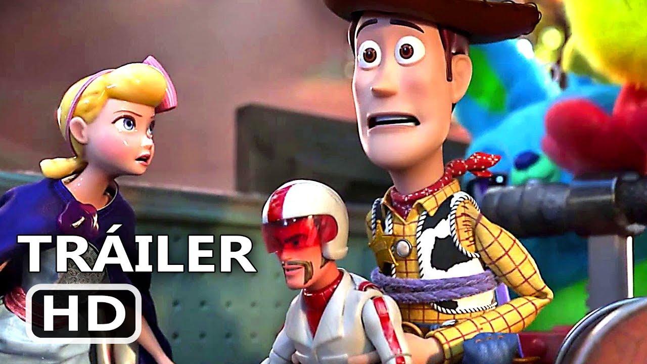 Toy Story 4 último Tráiler Español Doblado Nuevo 2019