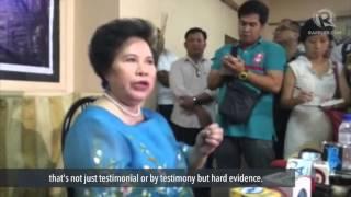 "Miriam defends Duterte, calls him her ""best friend"""