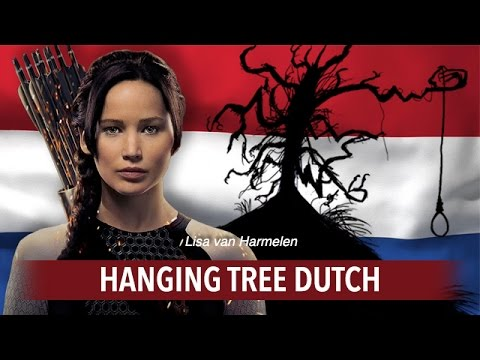 Hanging Tree [Dutch] Galgenboom - Hunger Games cover with lyrics translation