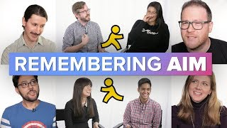 We share our favorite AIM memories