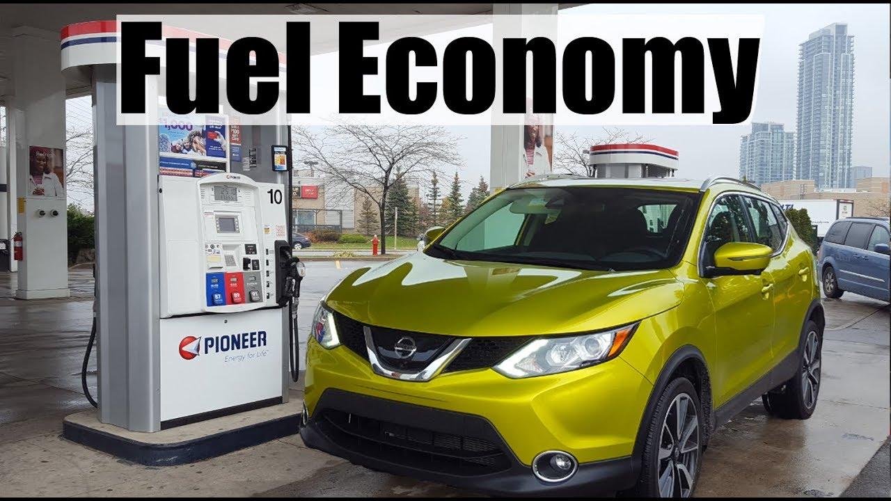 2019 Nissan Rogue Sport Qashqai - Fuel Economy MPG Review ...