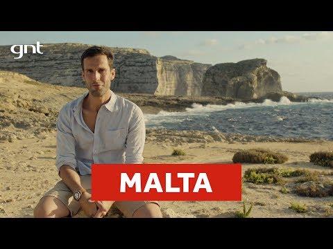 Praias e Cultura: Dicas de Viagem em Malta   Pedro Andrade   Roteiros Pelo Mundo   Pedro Pelo Mundo