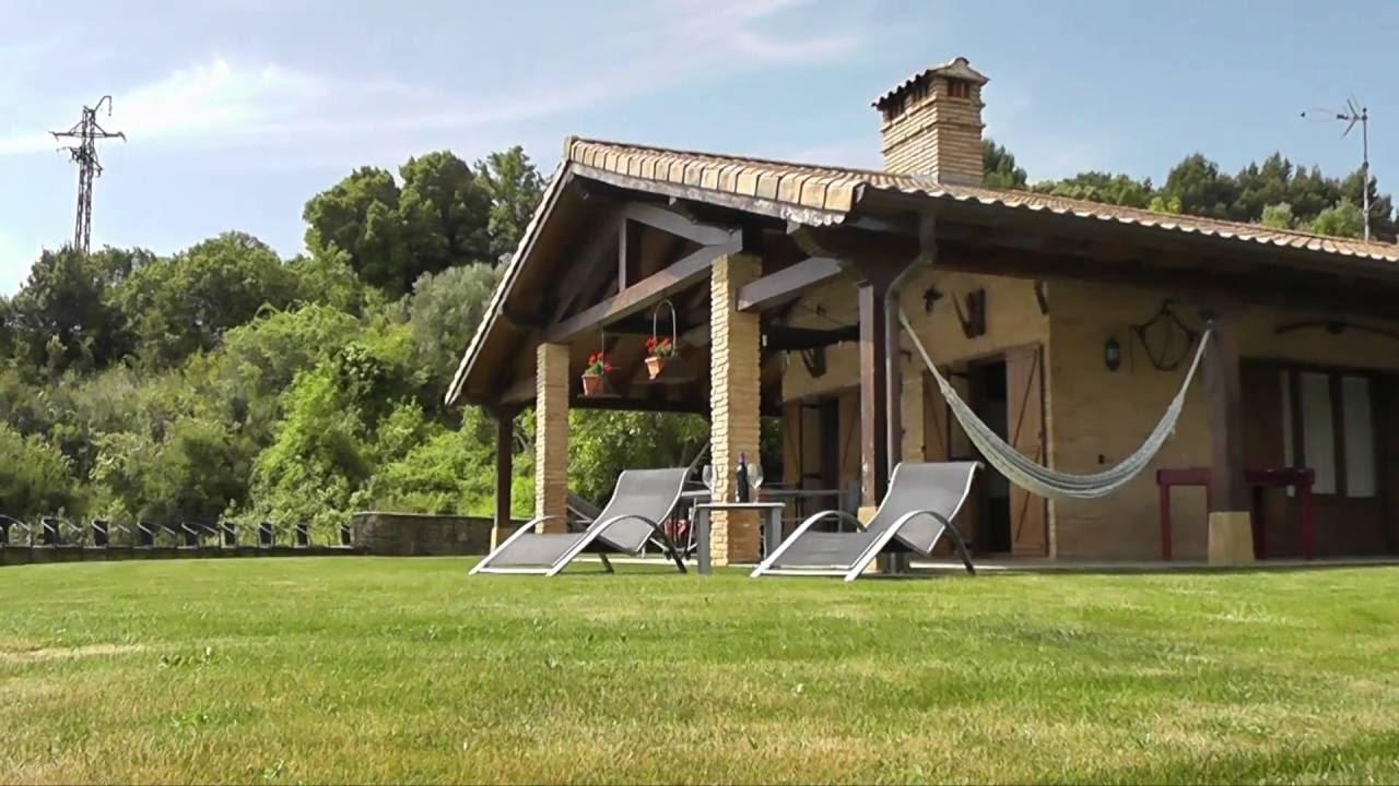 Casa rural haritzalotz con piscina youtube - Casa rural con piscina cubierta ...