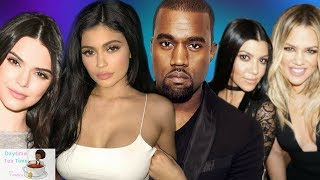 KANYE WEST admits he wants to SMASH his Kardashian SISTERS right after Kylie's 21st Bday!