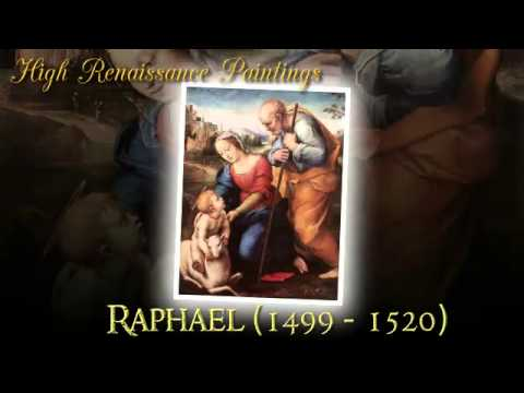 Raphael and His High Renaissance Painting Masterpieces - Video 5 of 6