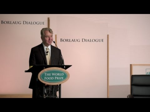 Intrexon CEO Randal J. Kirk Presentation at Borlaug Dialogue International Symposium