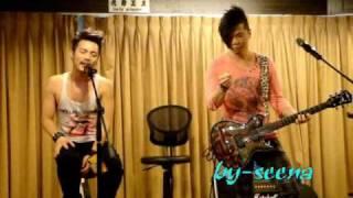 20100620酷愛樂團台中功學社音樂講座-Rock All Night