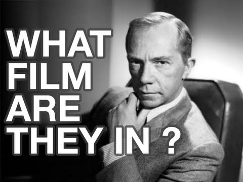 Which Film Are They In GAME - Ray Walston