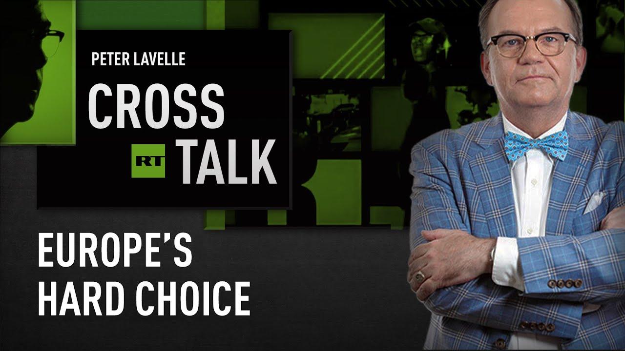 Download CrossTalk   Europe's hard choice