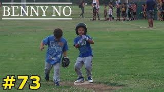 TEE BALL PLAYERS LOVE TO DANCE   BENNY NO   VLOG #73