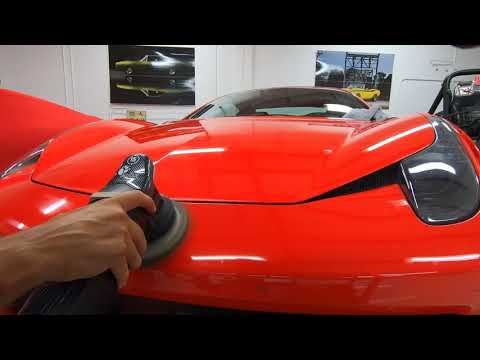 How To Bug Damage Repair On Ferrari