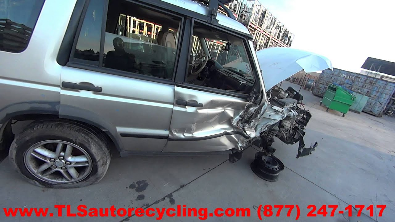 2003 Land Rover Discovery Parts For Sale 1 Year Warranty