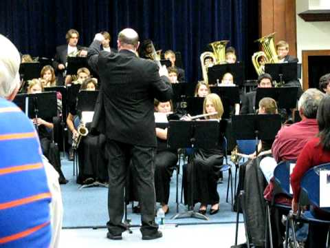 Bulldog Band Winter Concert