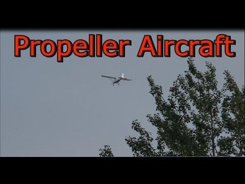 Propeller Aircraft-пропеллер самолета