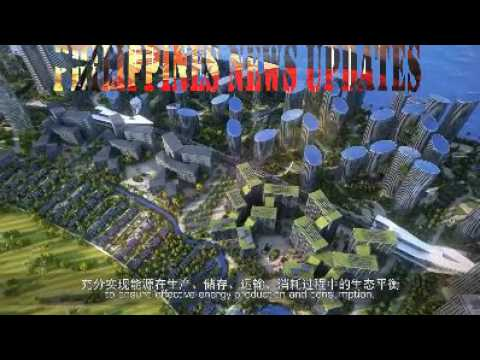 Duterte Administration Project between CHINA and PHILIPPINES NEW MANILA BAY - CITY OF PEARL