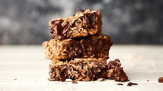 Whole Wheat Oatmeal Cookie Bars