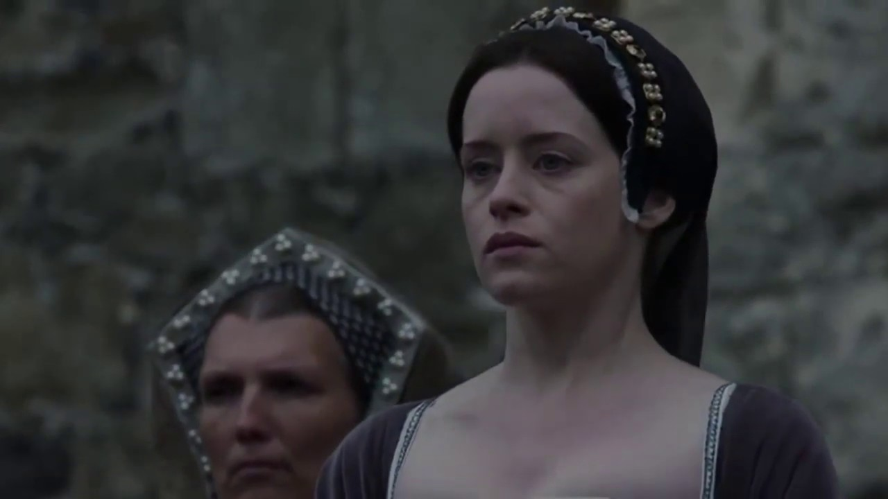 Download Claire Foy - Anne Boleyn's Speech and Execution Wolf Hall
