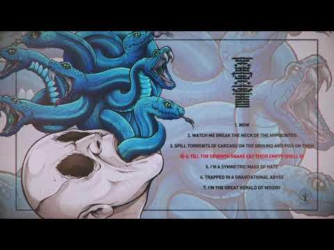 "Heptaedium ""The Great Herald of Misery"" (Official Album Stream - 2018, Apathia Records)"