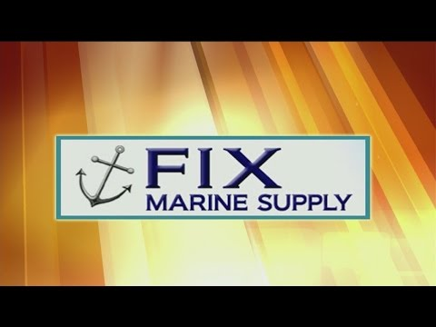 Marine Minute - Fix Marine Supply: How to maintain your boat lift 08/17/2015