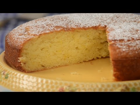 Yogurt Cake Recipe Demonstration - Joyofbaking.com
