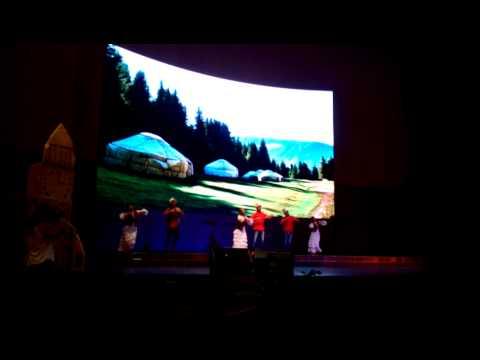 Kyrgyzstan dance group ICF 2015 Street dance soundtrack