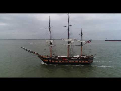 Tall Ships Galveston Festival 2018