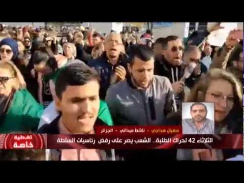 سفيان هداجي: على الحراك تنظيم انتخابات موازية لانتخابات العصابات
